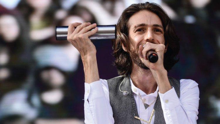 Esteman en el Concierto Radiónica 2014.