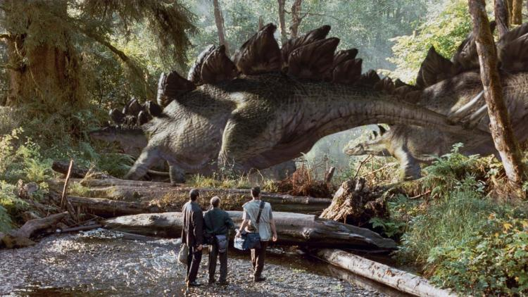 El Jurassic Park reabre sus puertas