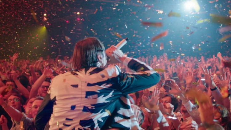 """Arcade Fire estrenará en septiembre """"The Reflektor Tapes"""""""
