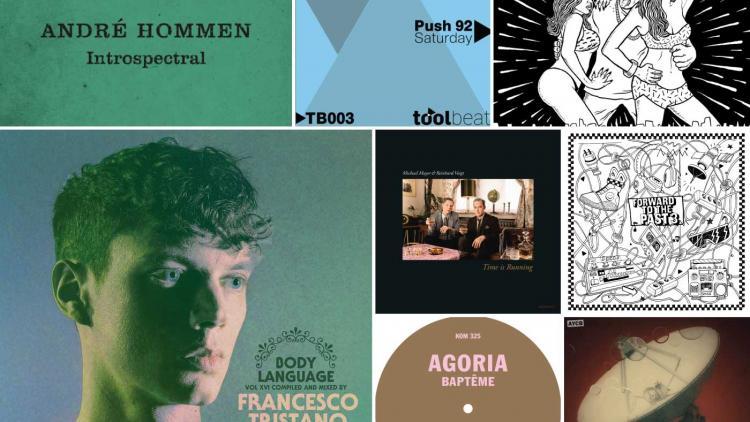 Carátulas de álbumes electrónicos del año