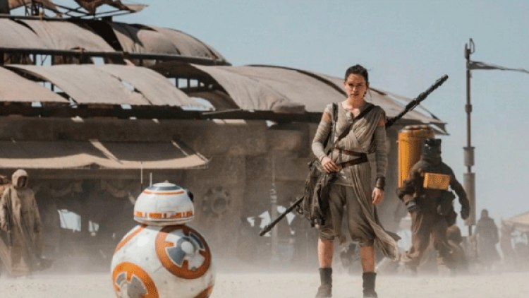 """¡We are home!"", nuevo tráiler de Star Wars: The Force Awakens"