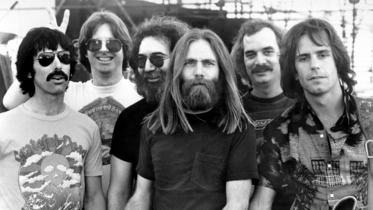 El último concierto de Grateful Dead fue el 9 de julio de 1995 en el estadio Soldier Field de Chicago.