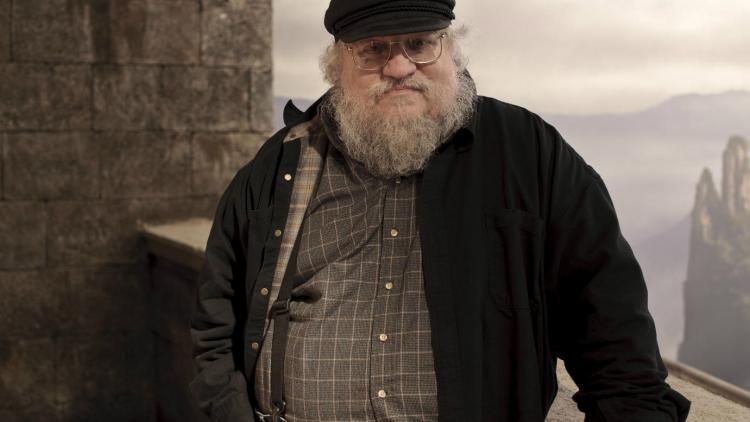 George R. R. Martin revela nuevo capítulo de Game of Thrones
