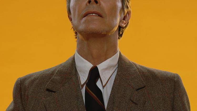 David Bowie por Markus Klinko