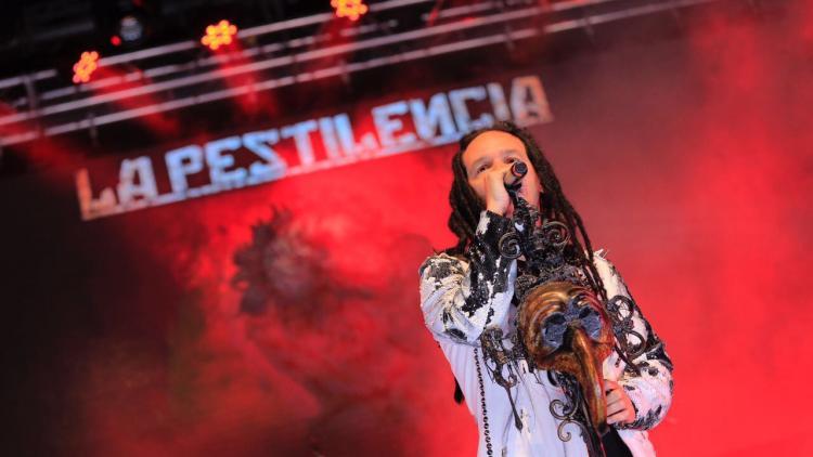 """""""Colombia, ¿hasta cuándo?"""": La Pestilencia en el Concierto Radiónica 2017"""