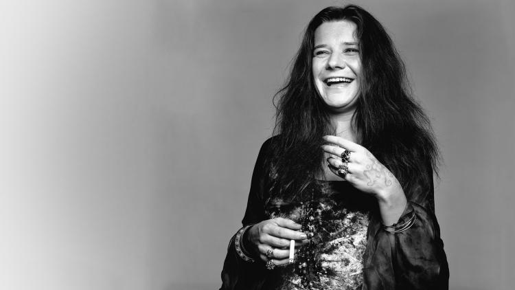 Janis Joplin fue nominada a mejor interpretación vocal de R&B femenina en 1972
