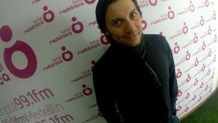 Jota García en #EntrevistasRadiónica