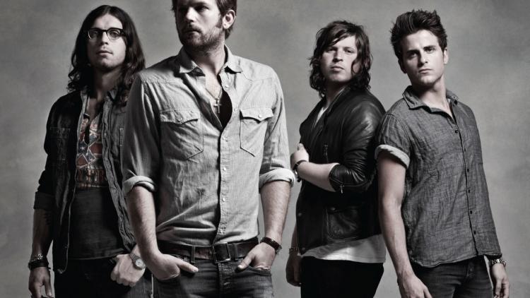Kings of Leon son los hermanos Caleb Followill, Jared Followill, Nathan Followill y su primo Matthew Followill.