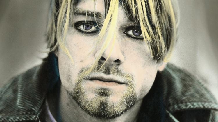 Así cambió la cara de Kurt Cobain de 1984 a 1994