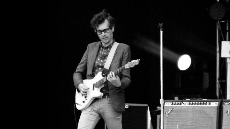 Laurent Brancowitz toca la guitarra en Phoenix desde que anció la banda en 1999