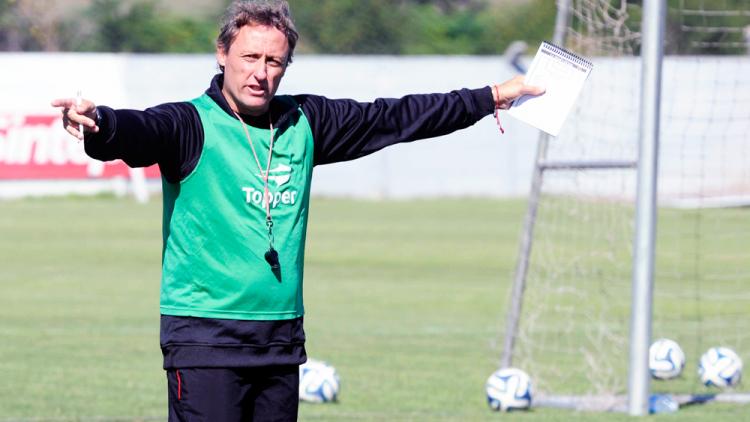 """""""El fútbol me hizo mejor persona"""" Ricardo Lunari"""