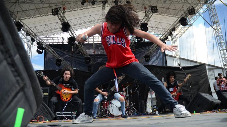 En 2015 el festival se llevó a cabo el 9, 10 y 11 de octubre. Foto: La Patria