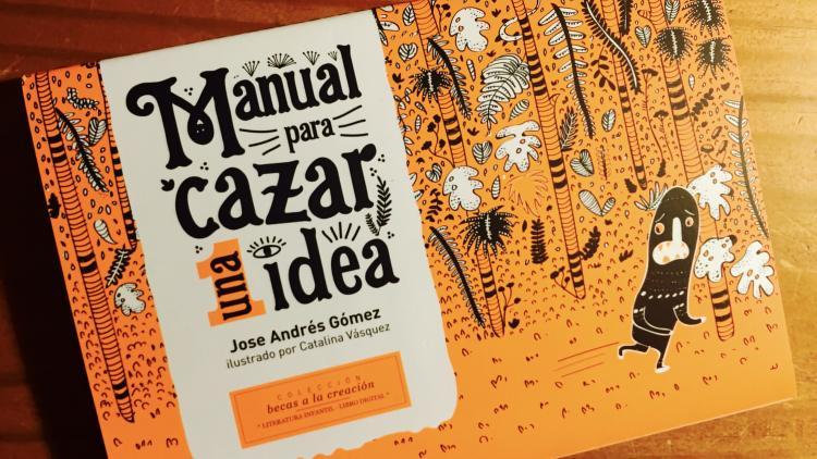 Escribo historias extrañas y absurdas: Jose Andrés Gómez