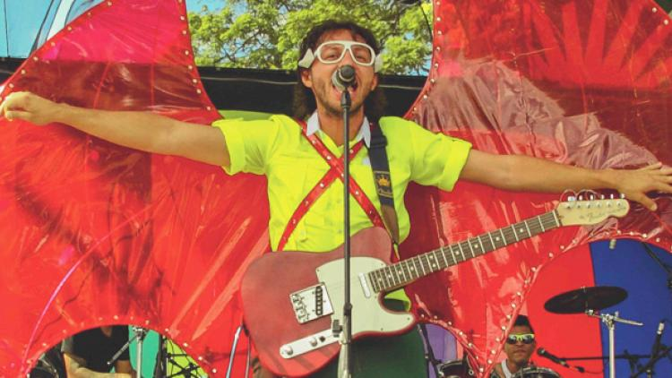 Medellín en canciones de Diego Londoño. Señal Radiónica.