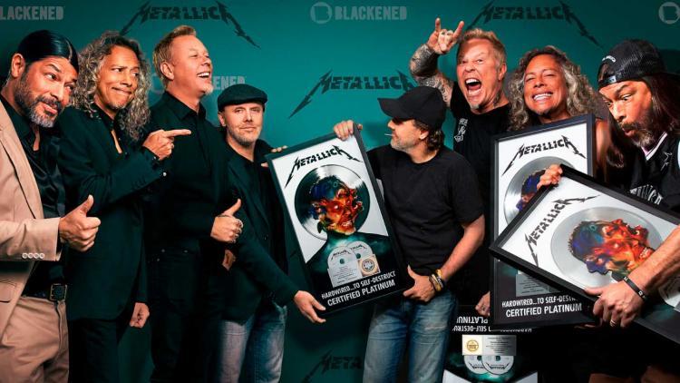 Midan sus conocimientos sobre Metallica