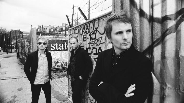 Muse regresa a los estudios de grabación