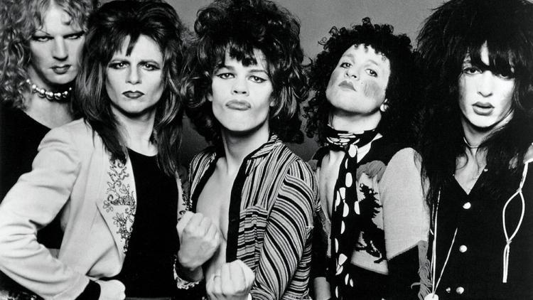 Héroes del punk: New York Dolls