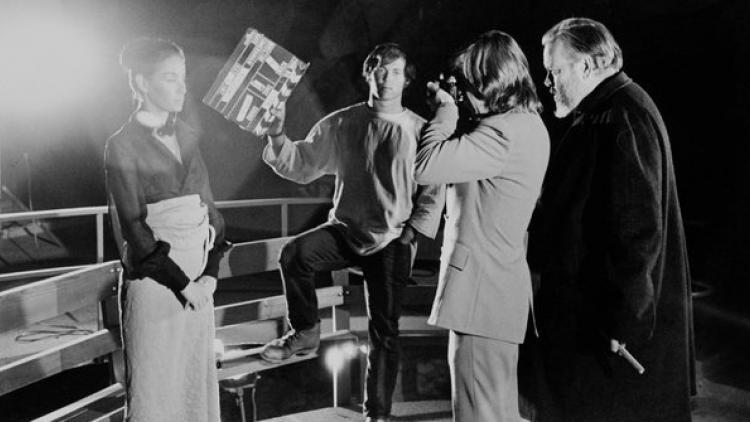 La obra final de Orson Welles se estrenará en 2015