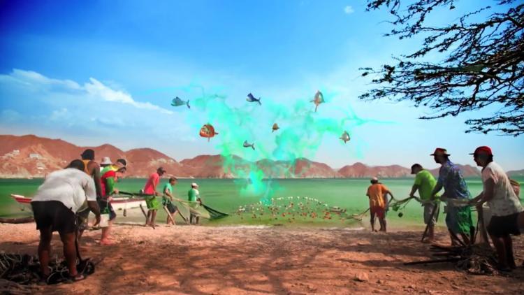 Psicodelia tropical en el nuevo vídeo de Systema Solar