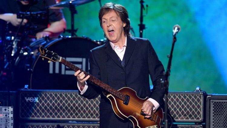 Luego de 50 años volvió a sonar 'A Hard Day's Night' y 'Love me do' en vivo