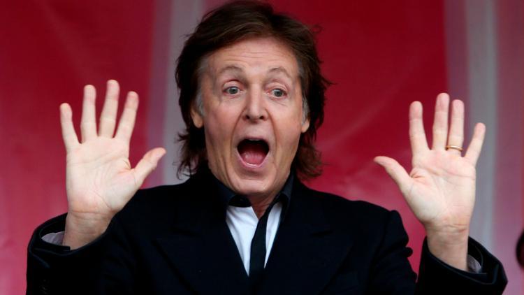 Nos quedamos sin Paul McCartney (texto de resignación)