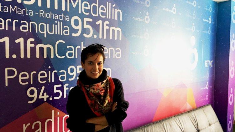 Doña Pedrina en Entrevistas Radiónica