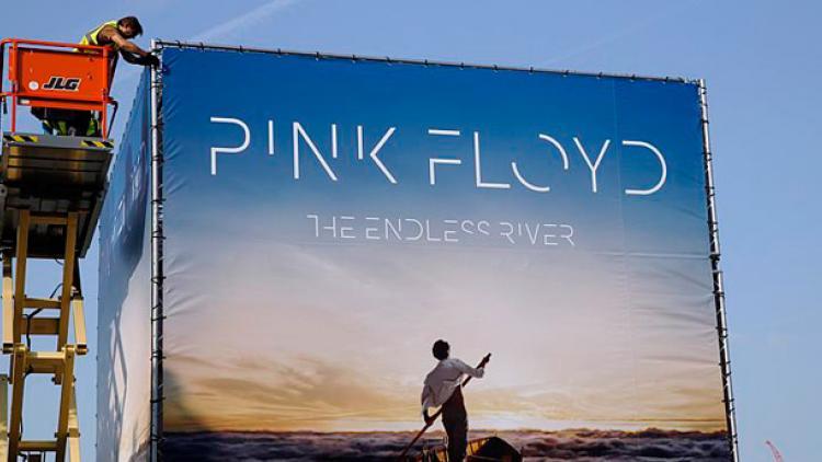 """Pink Floyd estrena una canción de """"The Endless River"""""""