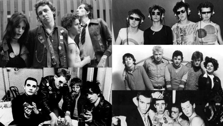 Héroes del Punk: la escena londinense en 1977