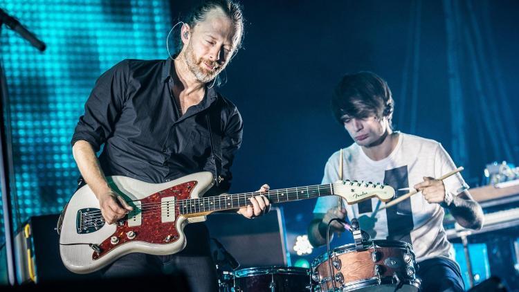 Falta poco para conocer lo nuevo de Radiohead