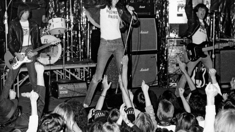 Ramones: Héroes del Punk