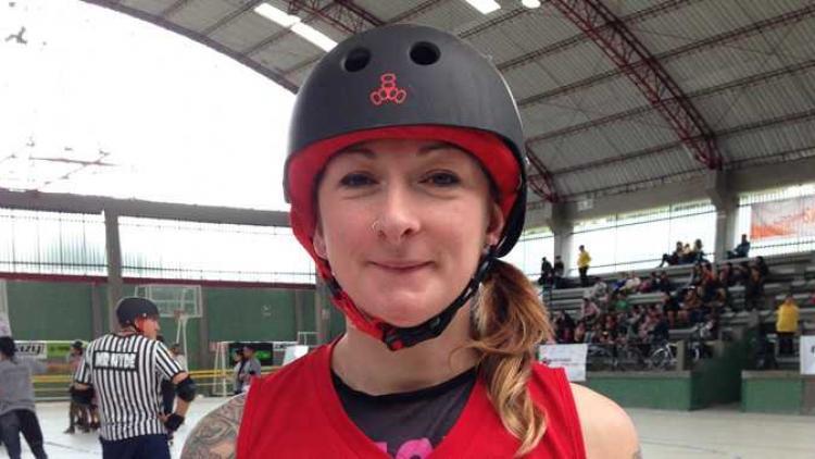"""""""El Roller Derby es empoderamiento femenino"""""""