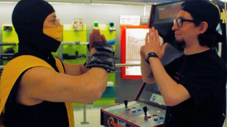 Conozcan a quien dio vida a Johnny Cage, el papá de todos los luchadores de Mortal Kombat