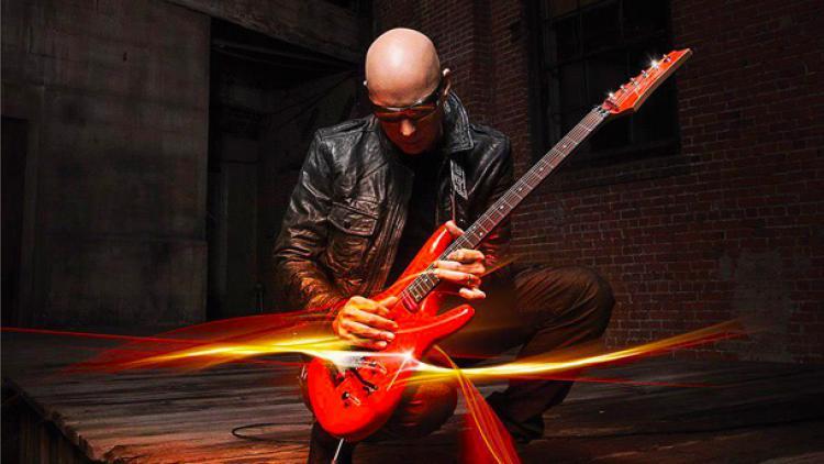 Joe Satriani: más que velocidad en #ExpresoRadiónica