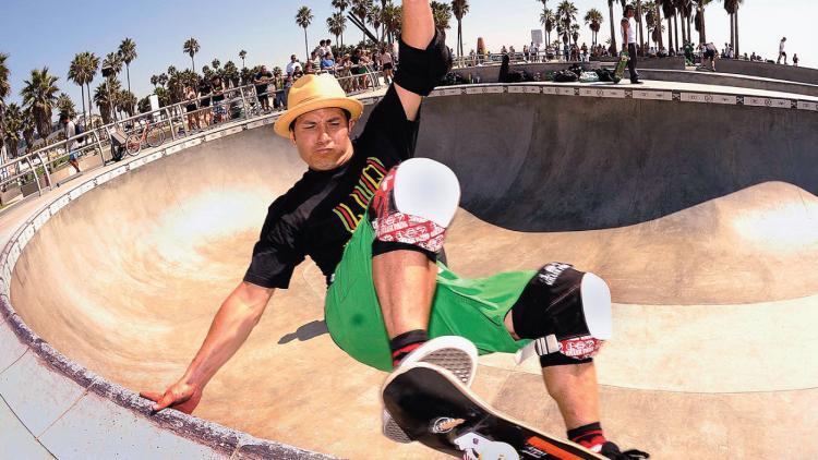 Skateboard: camino al olimpismo