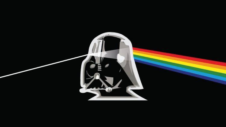 Los primeros 8 minutos de Star Wars VII musicalizados con Pink Floyd