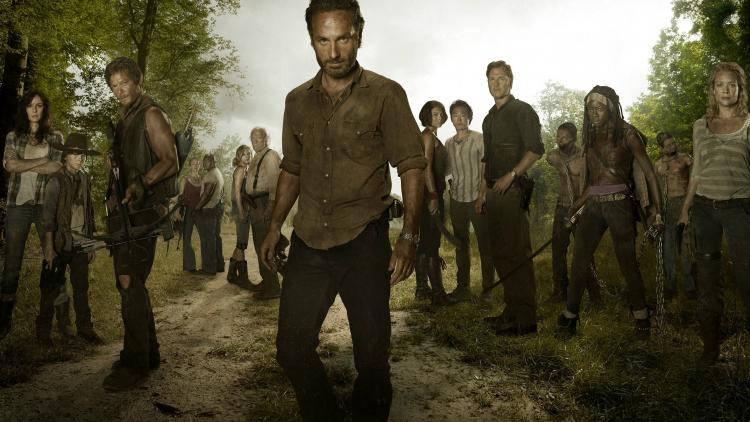 The Walking Dead: final de la quinta temporada y adelanto del spin-off