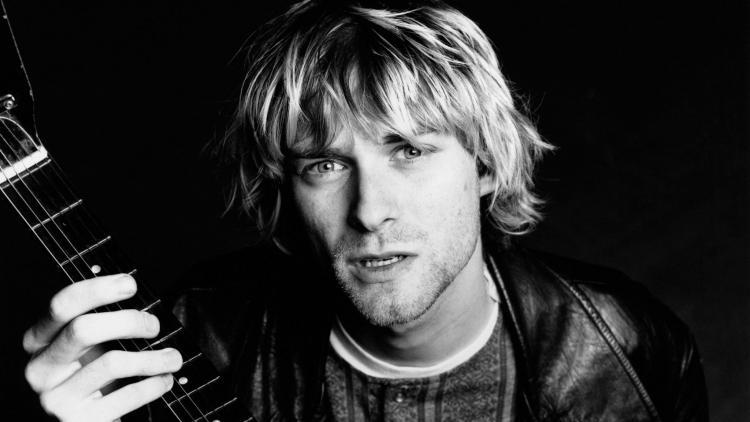 Kurt Cobain tiene una crisis olfativa