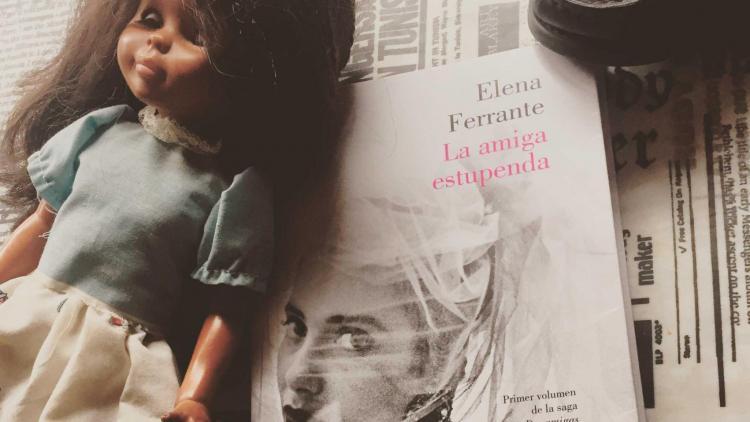 'La Amiga Estupenda' - Elena Ferrante