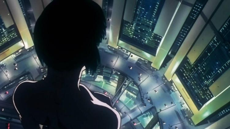 Ghost In The Shell (Parte 1)