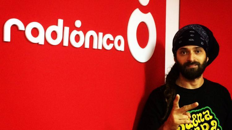 Mauricio Osorio, el ancla de una banda llamada De Bruces a Mí