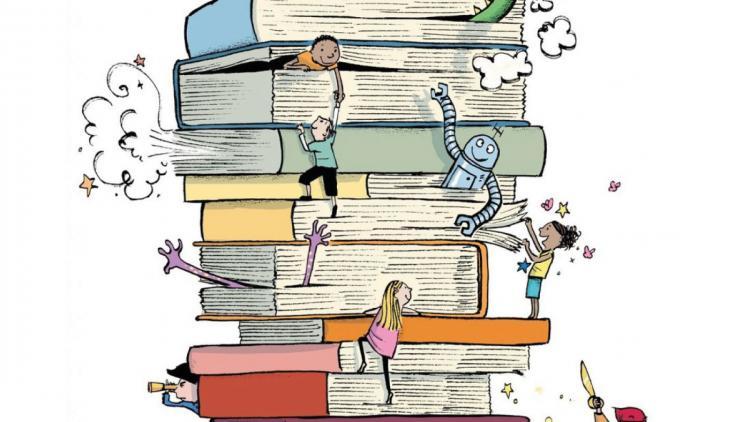 José Andrés Gómez y los libros para niños