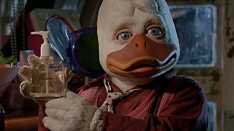 ¿Quién es el Pato Howard?