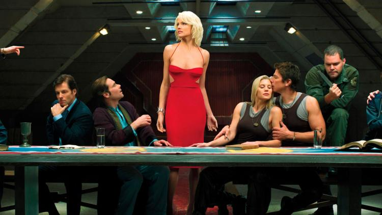 ABC: Battlestar Galactica (Entrega 4)