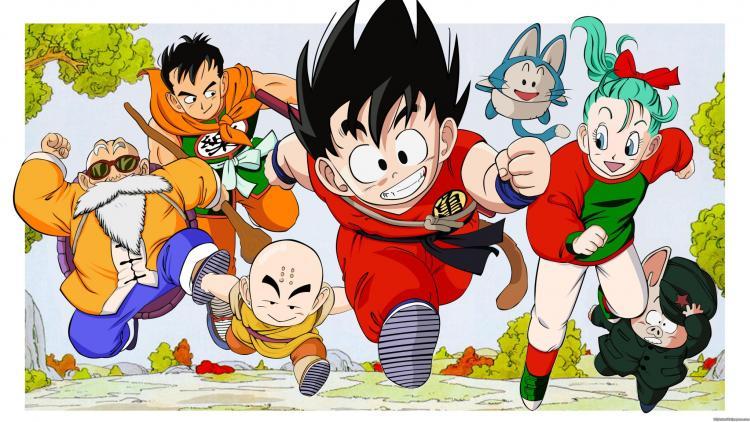 El Regreso de Dragon Ball