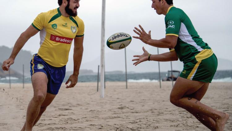 ¿Qué es el Rugby Playa?