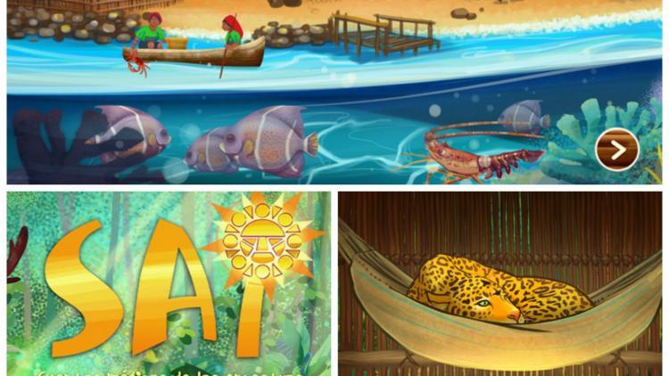 Culturas indígenas: videojuegos y aplicaciones al servicio de los niños