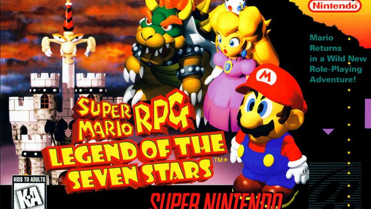 20 años de Super Mario RPG