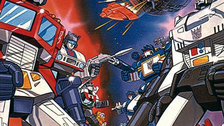 La TV en el podcast: Transformers