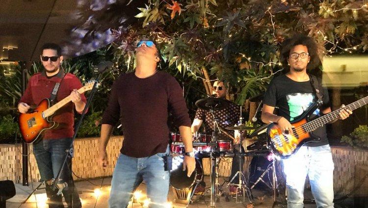 Pedro Rock. Foto tomada de Facebook.