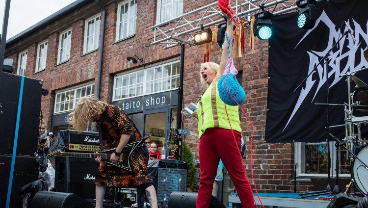 Una de las bandas participantes en el campeonato. Foto tomada de Facebook.